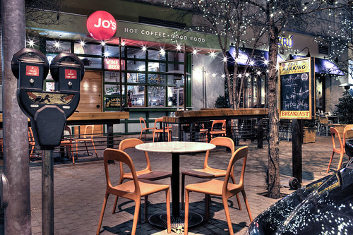 Downtown Jo's Coffee Shop