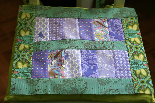 Two Charm Packs And A Jelly Roll Quilt Top Tutorial