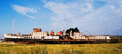 PS Ryde, Binfield, Isle Of Wight 28/08/2008 (Gary S. Crutchley) Tags: river paddle railway ps hampshire southern newport medina steamer isle cowes dday wight ryde of