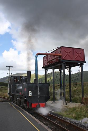 Welsh Highland Railway, Rhyd Ddu