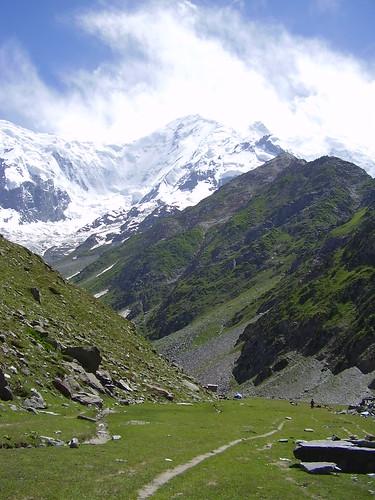 View of Rakaposhi from Tagaphari