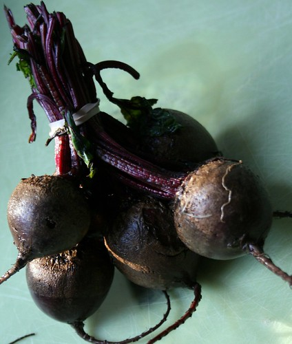 A Taste of Fresh Beets