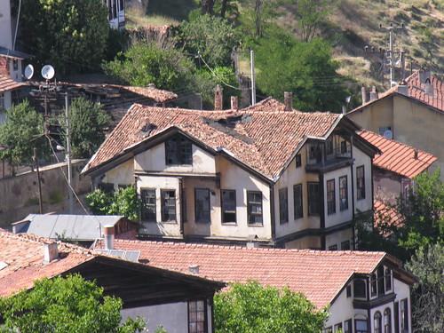 Kastamonu történelmi része