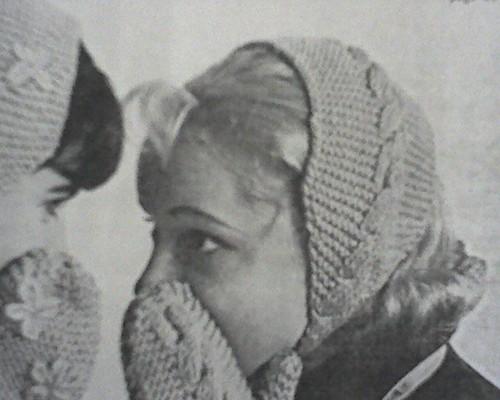 Vintage Cable Headband
