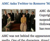 AMC Asks Twitter to Remove 'Mad Men' Accounts » Adrants