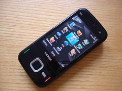 Nokia N85 slide closed