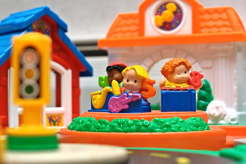 Little People Band (by john_brainard)
