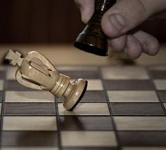 CheckMate (Doktor Dumbom) Tags: deleteme5 deleteme8 playing game deleteme deleteme2 deleteme3 deleteme4 deleteme6 deleteme9 tower deleteme7 topf25 king hand deleteme10 board chess mate rook chessboard checkmate bigmomma challengeyouwinner ddumbomssecrettag