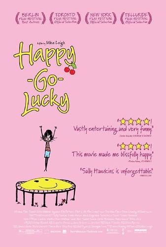 Happy, la chica alegre