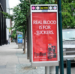 True Blood Ad Campaign