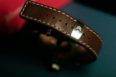 stainless steel butterfly buckle (mr.scoff) Tags: wristwatch vostok komandirskie