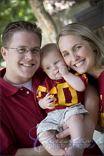 ChristanP photo - the McCrosky Family