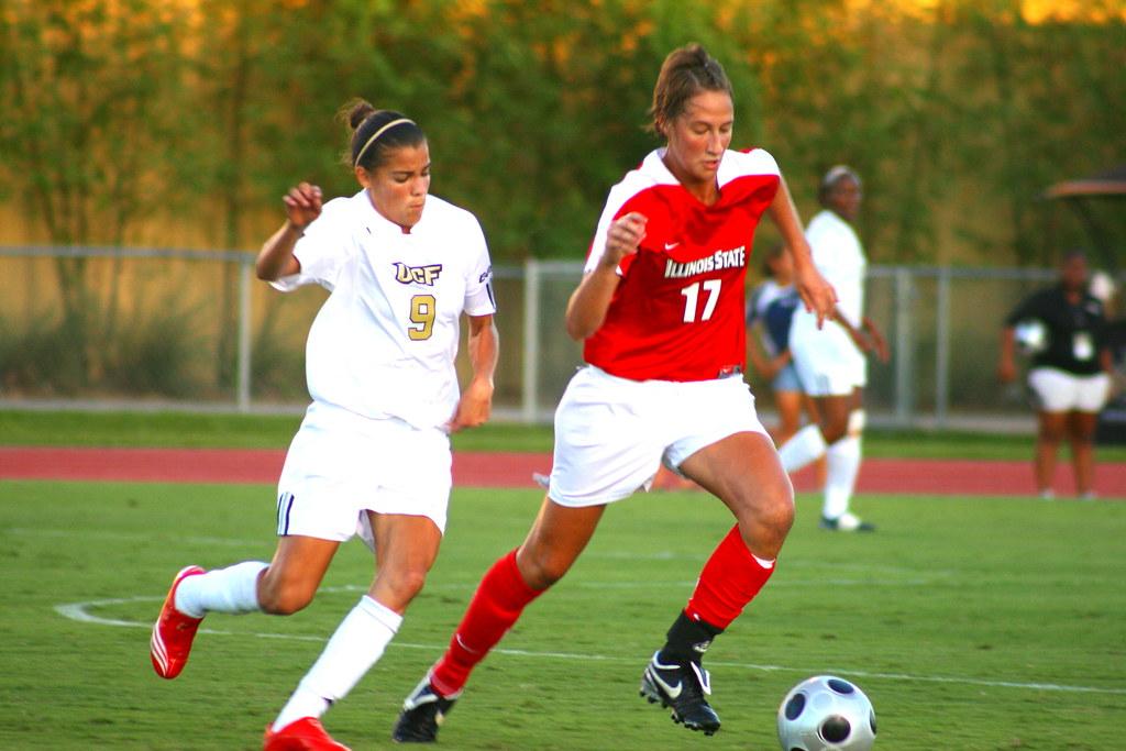 UCF women's soccer runs 'Wilde'