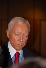 Senator Orrin Hatch at ServiceNation Summit 2008