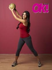 new kim kardashian ok magazine