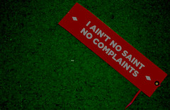 i aint no saint, no complaints... (phurpu tsering) Tags: phew