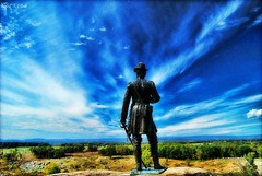 Warren (Legacy Images) Tags: history tourism monument pennsylvania military union bluesky gettysburg civilwar battlefield nationalparkservice federal pickettscharge adamscounty cannons 1863 americanhistory battlefields historicsite gettysburgnationalmilitarypark robertelee americancivilwar warbetweenthestates southernhistory july13 18611865 statehistory nationalbattlefield gettysburgbattlefield civilwarbattlefield statehistoricsite nationalmilitarypark georgemeade civilwarhistory heritagetourism lewisarmistead georgepickett statehistoricsites warbetweenthestate nationalbattlefields civilwarphoto civilwarphotographs civilwarphotography americancivilwarbattlefields confederatehistory july1863 civilwartourist civilwartourism easterntheater nationalmilitaryparks famousbattle richardgarnett northernsoil historytourism battlefieldcannons
