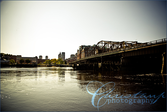 Downtown Boston from El Encanto by ChristanP Photography