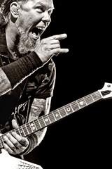 James / Metallica (Scottspy) Tags: blackandwhite bw metal metallica gigs concerts kc rocknroll kirkhammett concertphotos larsulrich jameshetfield livemusicphotography roberttrujilo scottspy deathmagnetic