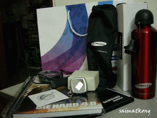 Samsung Goodies Bag