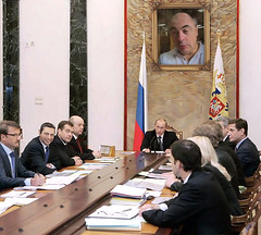 Putin and Durward