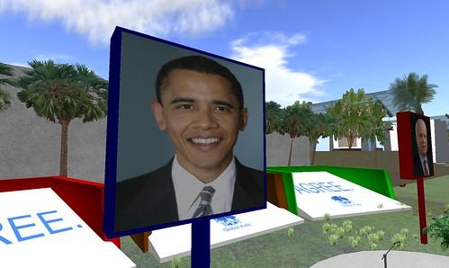 TSL Votes Obama!