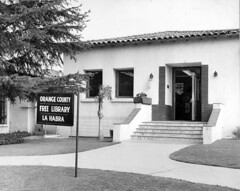 La Habra Branch, Orange County Public Library, 1957 (Orange County Archives) Tags: california history library historical southerncalifornia orangecounty lahabra liblibs orangecountylibrary orangecountypubliclibrary orangecountyarchives orangecountyhistory orangecountyfreelibrary