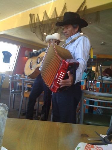 Mariachi entertainment