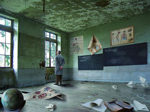 Autor: Bernard Muller - Título:L'abandon - Colección: Outono Fotográfico 2008