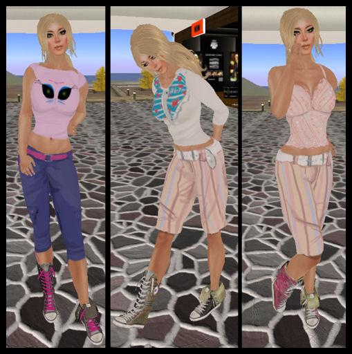 nylon outfiters