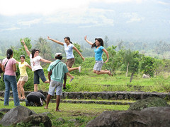 Jumping Visitors (Storm Crypt) Tags: travel tourism philippines bicol pilipinas daraga albay wowphilippines bicolregion