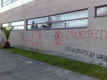 Escuela de Caminos, La Coruña, 14/10/2008
