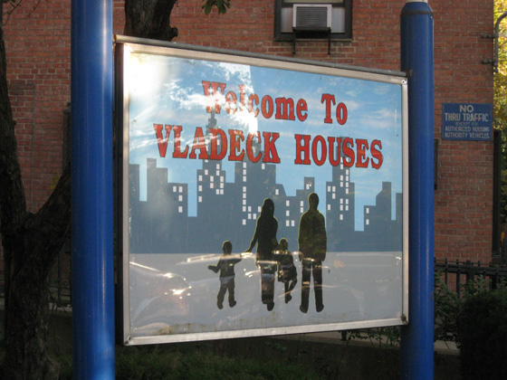 Welcome to Vladeck Houses