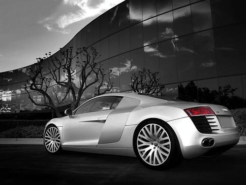 Project Kahn Audi R8 pic
