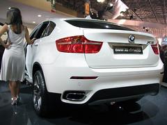 BMW X6 xDriver 50i (Alexandre Hirata) Tags: brazil car brasil autoshow bmw carro paulo são exposição salão x6 automóvel 50i aiembi xdriver