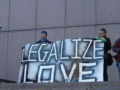 Minneapolis Prop 8 Protest
