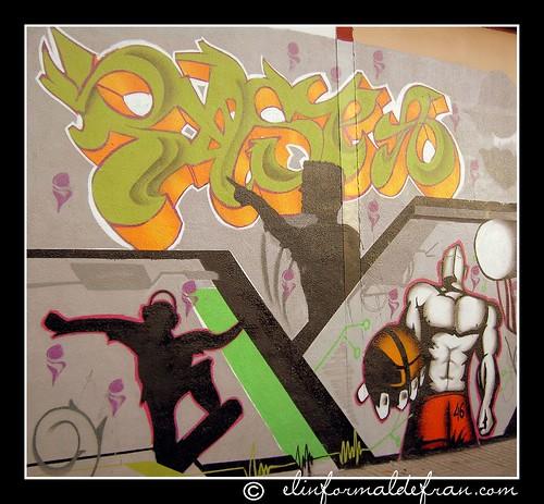 Graffitis b