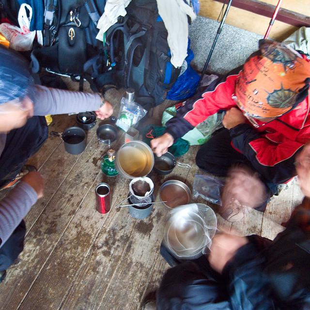 2008.11.16 嘉明湖登山行