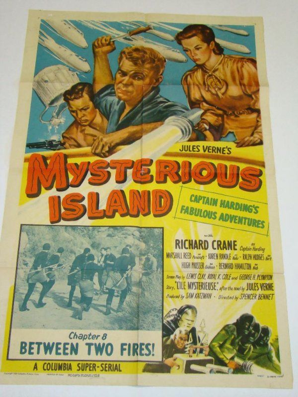 mysteriousisland_serial_poster