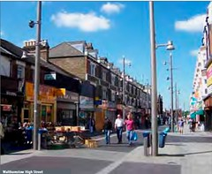 Walthamstow High Street (by: Prince's Foundation)