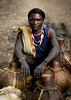 Bashada honey seller - Ethiopia (Eric Lafforgue) Tags: africa artistic dam african tribal ornament honey blackpeople bodypainting ethiopia tribe ethnic rite barrage tribo adornment africain afrique pigments tribu omo eastafrica äthiopien etiopia bacha ethiopie etiopía ethnique 3402 lafforgue エチオピア etiopija ethnie ethiopië 埃塞俄比亚 ericlafforgue etiopien etiópia bashada 埃塞俄比亞 etiyopya אתיופיה southethiopia nomadicpeople ericlafforguecom эфиопия 에티오피아 αιθιοπία batcha abissínia 이디오피아 種族 salinicostruttori етиопија 衣索匹亚 衣索匹亞 gibeiiidam gibe3dam bienvenuedansmatribu peoplesoftheomovalley اتیوپی