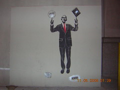 Obama Grafitti