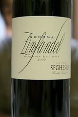 2007 Seghesio Zinfandel