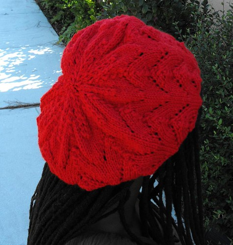 Red Berry Beret