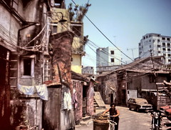 Macau, Streets with Power Lines 1983 - Foto di Gregory Melle