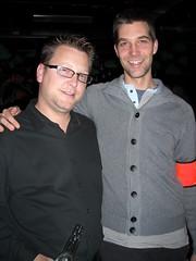 Rex and Erik Sanner