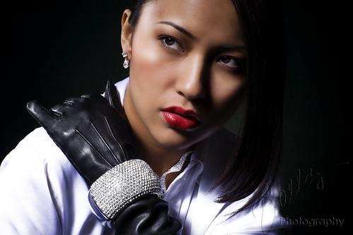 Model:  Nicole Briola