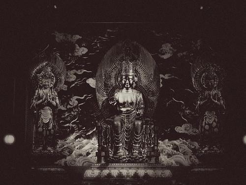 A Buddhist statue #2