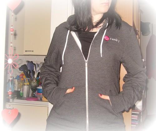 ravelry hoodie