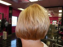 www.studiosizzle.com (studiosizzle) Tags: pink haircut beauty fashion photo hairdo style highlights hairsalon hairstyle haircolor hotpink cabotarkansas studiosizzle
